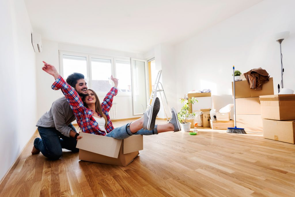 10 Things To Do When Moving Into A New House